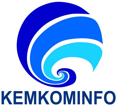 Kaos Pos Indonesia Logo Murah Berkulitas Karimake koleksi lambang dan logo lambang kementerian komunikasi dan informatika