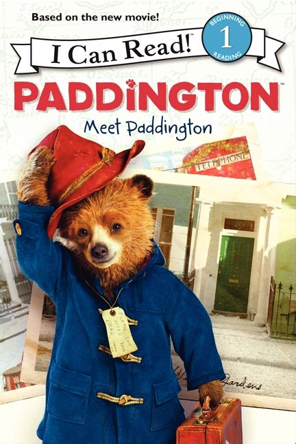 my school teamwork trouble i can read level 2 books paddington meet paddington by auerbach