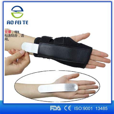Murah Oem Assured Adjustable Wrist Support adjustable wrist support and thumb support view wrist splint brace aofeite product details