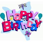 Happy Birthday 10 Clipart  Clip Art