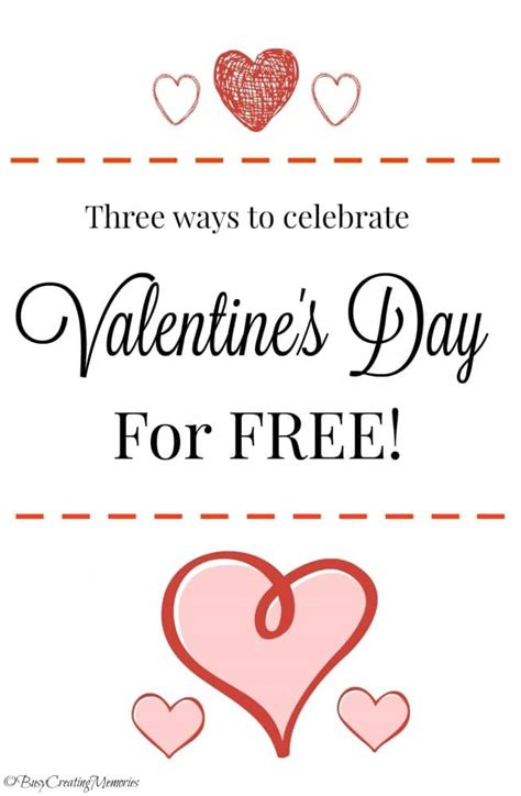 10 Ways To Find A Date For Valentines Day by Three Different Ways You Can Celebrate S Day For
