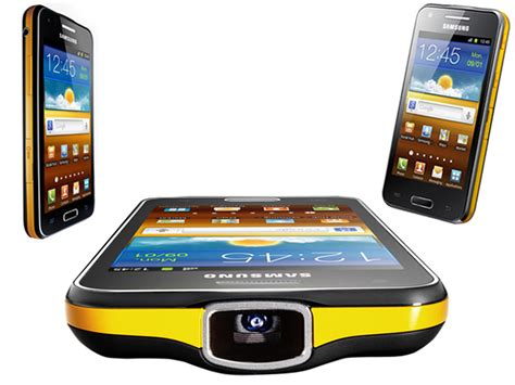 Handphone Samsung Galaxy Beam 2 samsung galaxy beam a projector smartphone 2 page 2 zdnet