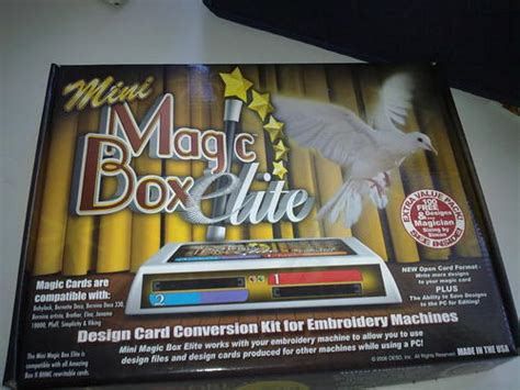 Mini Magic Bx cards cds mini magic box elite was sold for r1 500 00 on 20 may at 17 35 by vc13 in durban