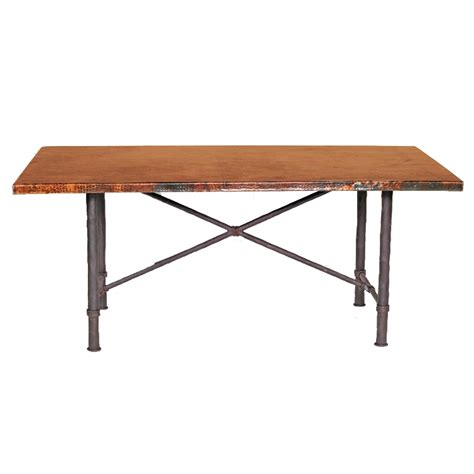 Iron Table Base by Pictured Here Is The Burlington Dining Table Base Only