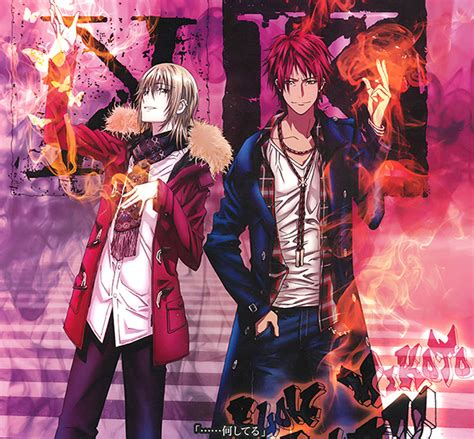 Film Anime Vf | le film anime k project la saison 2 en streaming vostfr