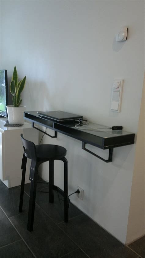 ekby alex desk ikea ekby gruvan shelf for the home pinterest