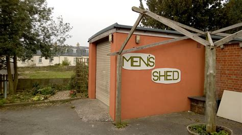 Mens Shed Locations by The Shedders Working In The Community