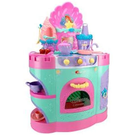 Princess Ariel Kitchen the sarccastik conjugate