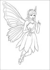 print amp download barbie doll coloring pages