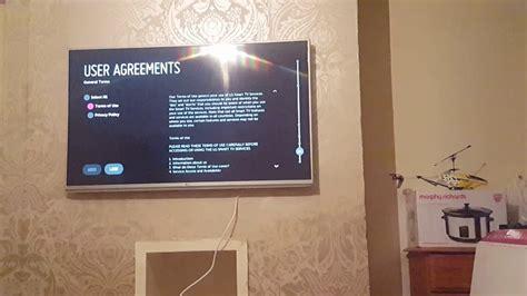 tv with web lg 49inch smart led tv with web os setup