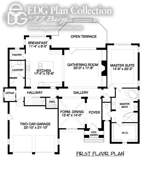 english tudor floor plans listings edg plan collection