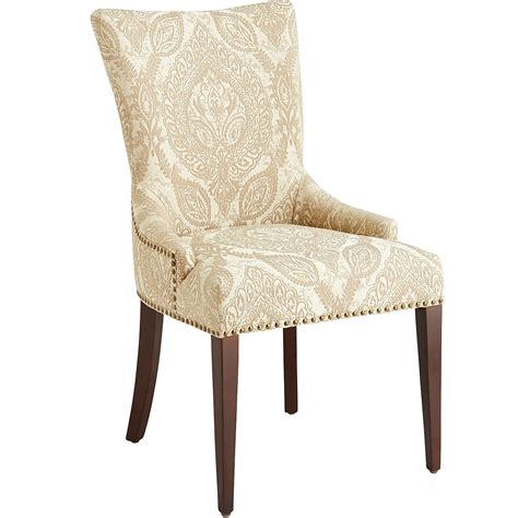 adelle khaki dining chair pier 1 imports