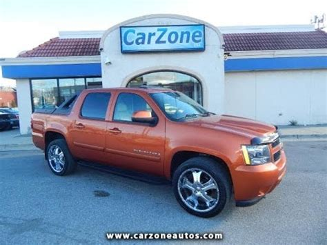 truck baltimore md 2007 chevrolet avalanche used truck baltimore md carzone