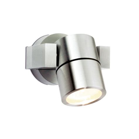 lighting 240v gu10 anodised aluminium ip54