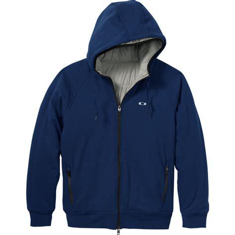 fliese jacke oakley reversible fleece jacket s backcountry