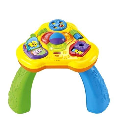 fisher price light and sound table buy fisher price