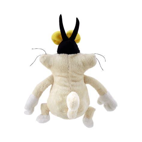 Oggy Basic 9 Inch oggy and the cockroaches basic plush 9 inch