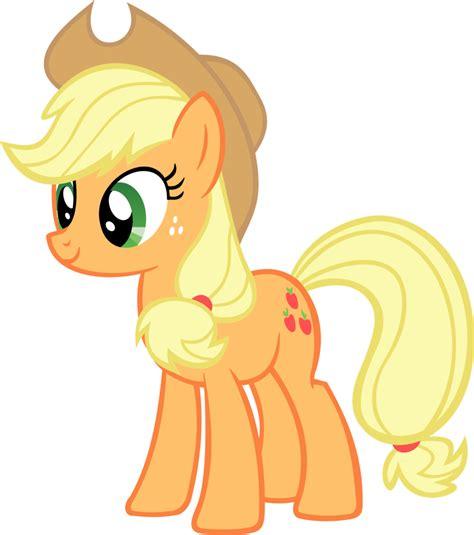 apple jack my little pony friendship is magic my little pony