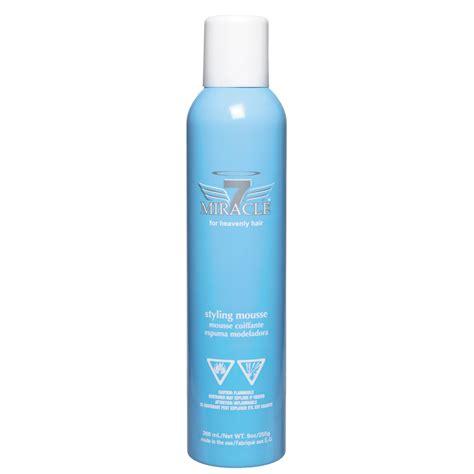 beyond the zone color mousse btz color mousse miracle 7 styling mousse