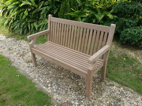 memorial bench memorial bench 2 seater in brown simply wood
