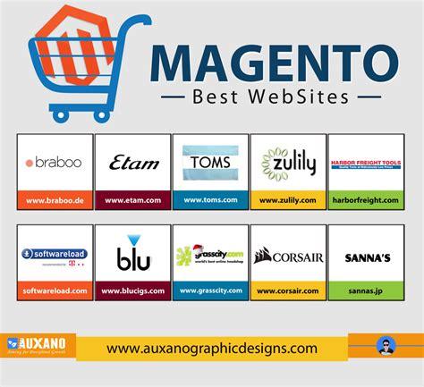best magento website ecommerce website with magento magento web designing