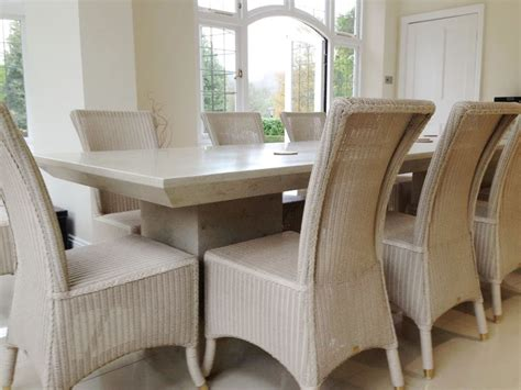 Corian Dining Tables Bespoke Corian 174 Dining Table By Samuel Neal Kitchens Furniture Products Cduk
