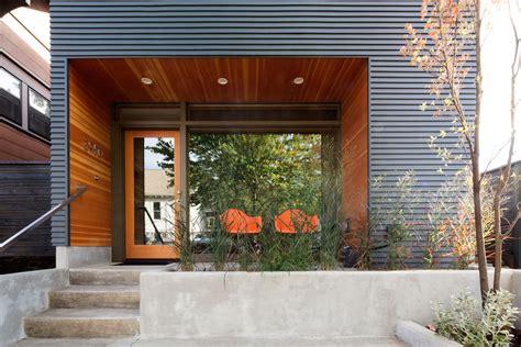 Open House Plan Webster Wilson Architect Portland Oregon Work Adu
