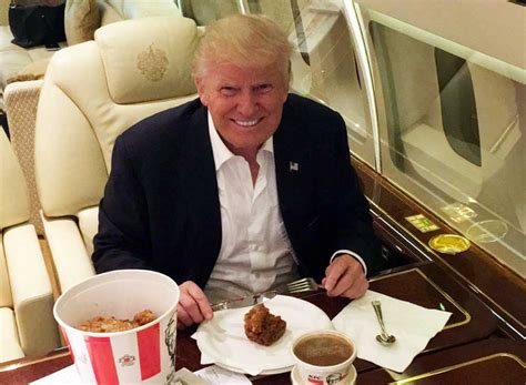 donald trump food 12 things trump does when he dines out eat this not that