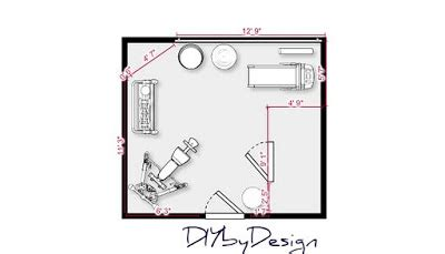 home gym layout planner diy by design starting home goal 1