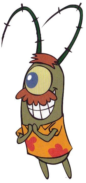 Gorden Spongebob gordon plankton encyclopedia spongebobia fandom