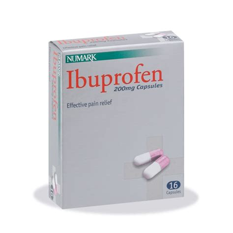 Blood In Stool After Taking Ibuprofen by Ibuprofen Capsules Patient Information Description