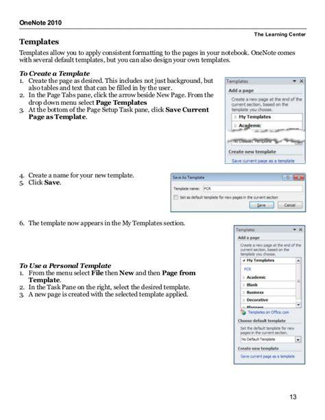 onenote 2010 templates hatch urbanskript co