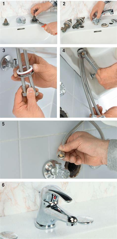 sostituire un rubinetto come installare un miscelatore monocomando foto e