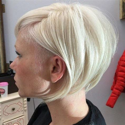how to cut hair so it stacks 50 women s undercut hairstyles to make a real statement