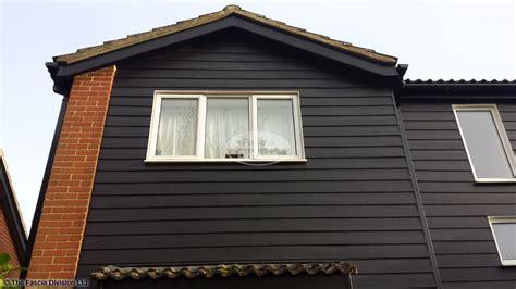 Black Shiplap Cladding Cladding Wall Cladding Upvc Hardieplank Portsmouth
