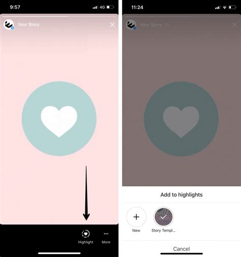 How To Create Awesome Instagram Stories Highlight Icons Free Templates Easil Create Insta Story Templates