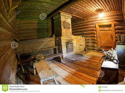 bagno russo interiore bagno russo immagine stock immagine di
