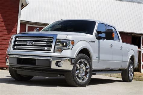 Ford Unveils New 2013 F-150 F 150 2013