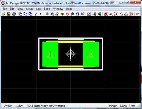 pads layout viewer update pcbl library expert user guide