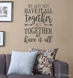 Wall Words Stickers 17 Best Vinyl Wall Quotes On Pinterest Family Wall