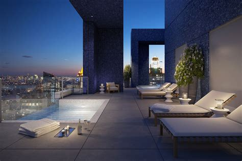 Wraparound Deck by 172 Madison Tops Out And Reveals Renderings For Incredible