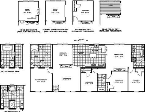 clayton homes rutledge floor plans clayton rutledge