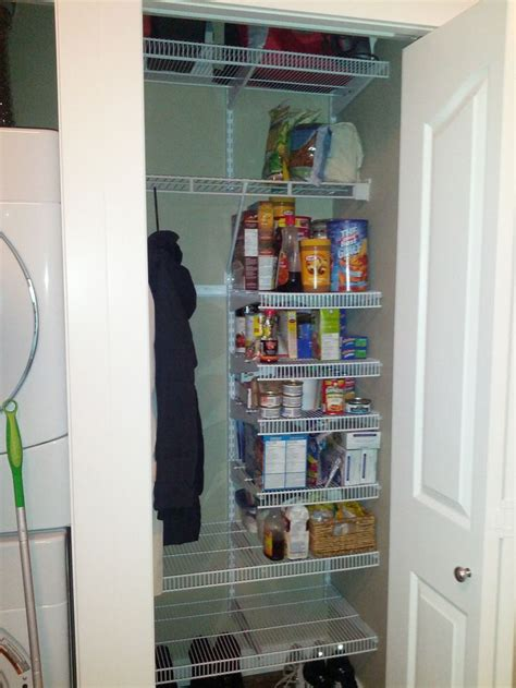 Rubbermaid Fasttrack Pantry Kit by