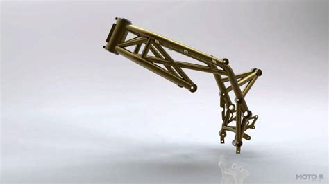 what is a frame moto r design sv650 steel trellis frame