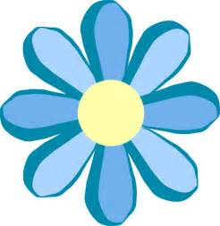 Flower Images blue flower clip cliparts co