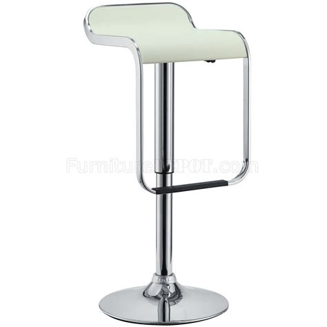 Color Bar Stools by Bar Stool Set Of 2 Choice Of Color Vinyl By Modway
