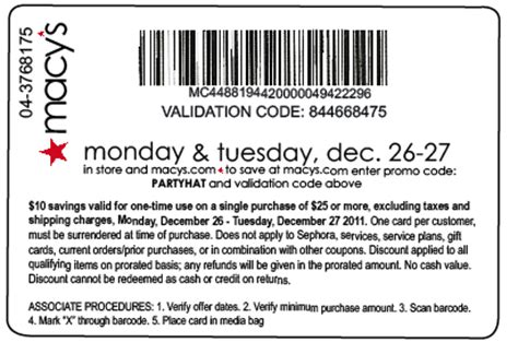 Macy S Gift Card Lookup - macy s giftcard back by ikon95 on deviantart