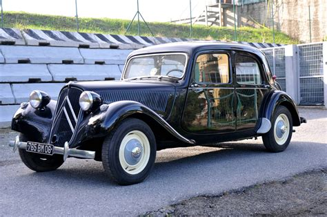 Citroen Traction Avant by 1953 Citroen Traction Avant 11 Bl Classic Driver Market