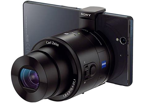 Sony Lens Dsc Qx100 sony dsc qx30 lens gets certification in south korea comes with an optical zoom up to