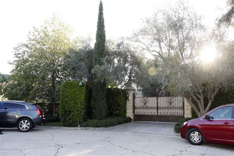 Lionel Richie Home by Gv S Lionel Richie S House The Site Of Nicole Richie S